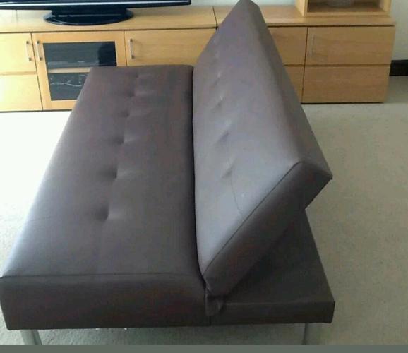 Clic clac sofa bed Black like new