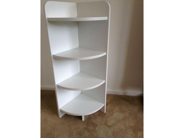 Corner unit handmade display unit