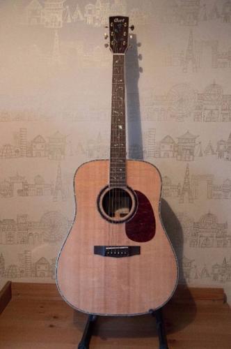 Cort Earth 1200 Acoustic Guitar