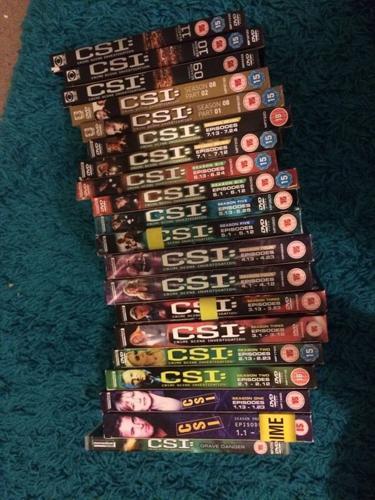 CSI 'original' series