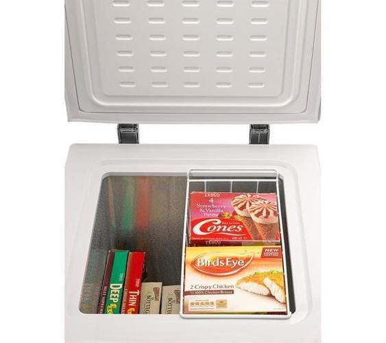 Curry's Chest Freezer - excellent condition, 4 months