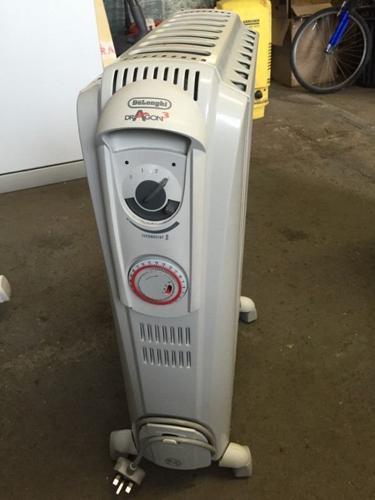 Delonghi dragon 3 oil filled heater