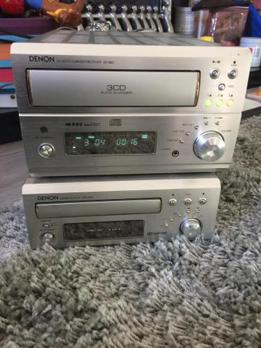Denon stereo