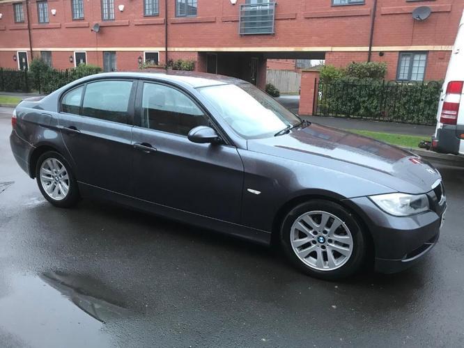 DIESEL BMW 318D SE MANUAL 5 DOORS