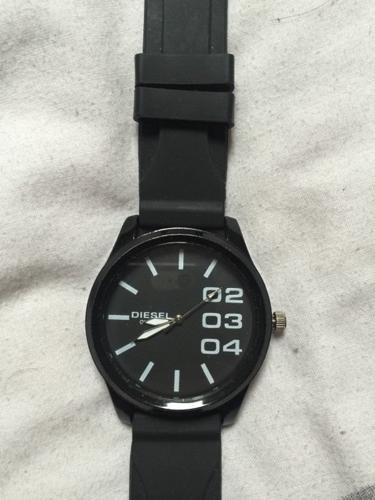 Diesel mens casual watch