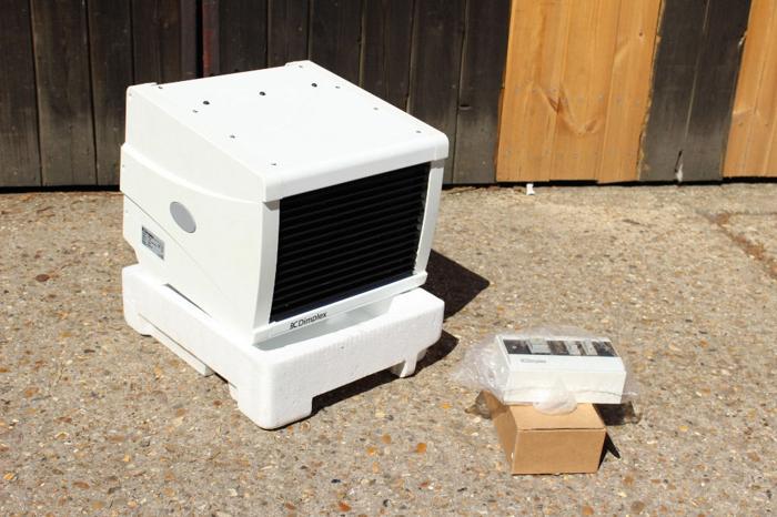 Dimplex Wall Mounted Fan Heater CFS30 3.0kW