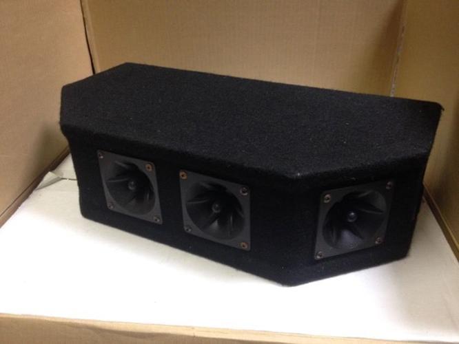 Disco speaker tweeter horns soundlab