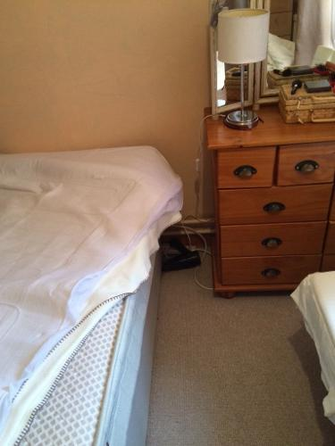 Divan bed and mattress. Loads of storage, sliding