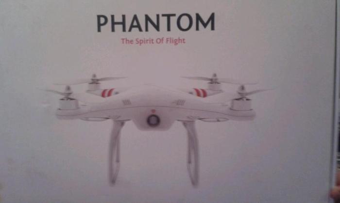 DJI Phantom FC40