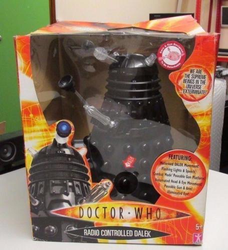 Doctor who Imperial guard Dalek 12 inch radio