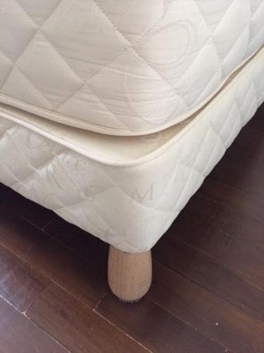 Double bed slumberland gold pocket sprung