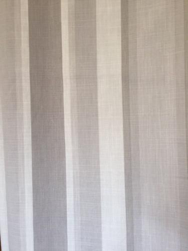 Dove Grey Curtains & Pole - Laura Ashley
