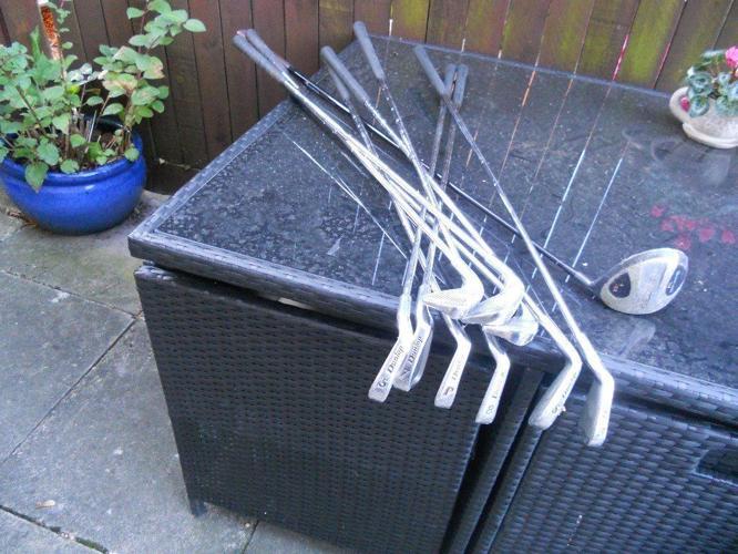 dunlop golf irons