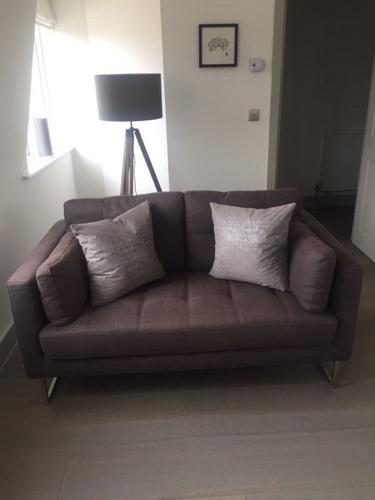 Dwell Paris 2 seater sofas X2