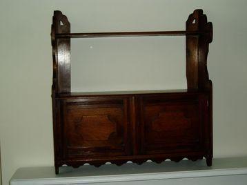 Edwadian Hanging Cupboard