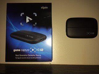 Elgato HD60 Game Capture - condition like new, in box.