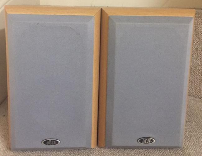 Eltax Milenium Mini speakers!!!! In Very good condition
