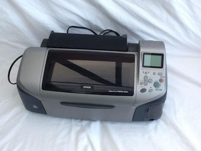 Epsom colour printer