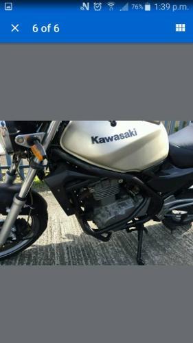 Er5 kawasaki motorbike