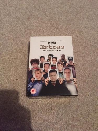 Extras complete boxset