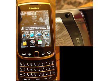 Factory unlocked Blackberry 9810 Crewe Cheshire £230