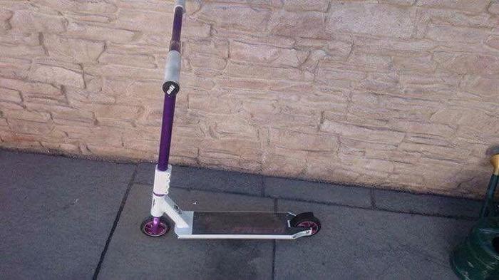 Fasen Custom Made Scooter