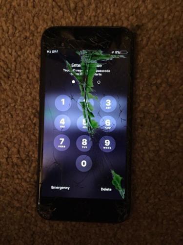 Faulty iPhone 7 32Gb
