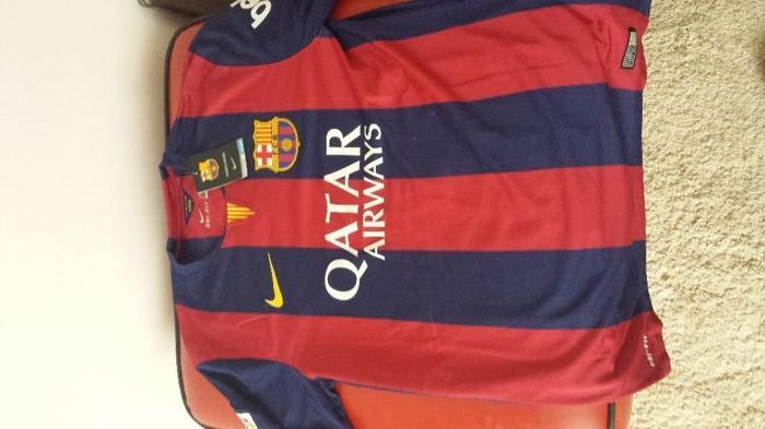 FC BARCELONA FOOTBALL SHIRT