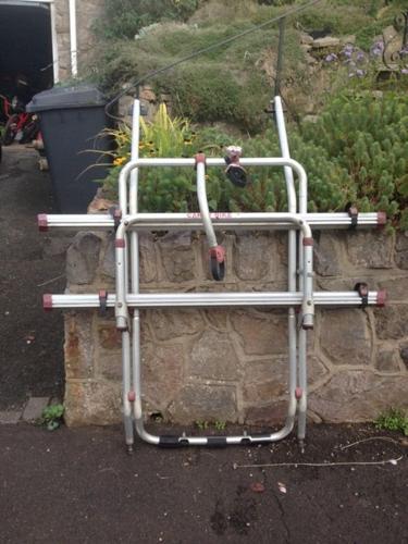 Fiamma bike rack T4