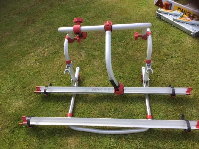 Fiamma pro c bike rack