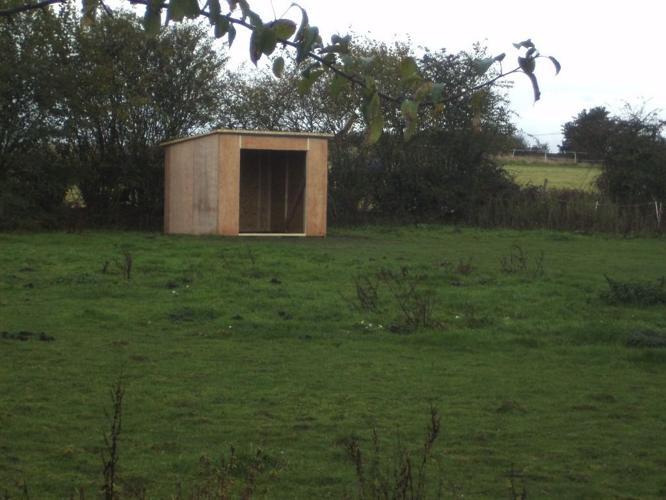 field shelter12x10 economy model