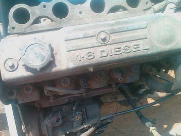 ford escort td engine only 80k for sale