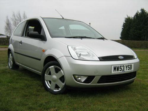 Ford Fiesta 1.4 Zetec 2004 Petrol
