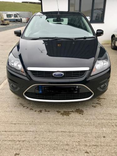 Ford Focus titanium 1.8 tdi