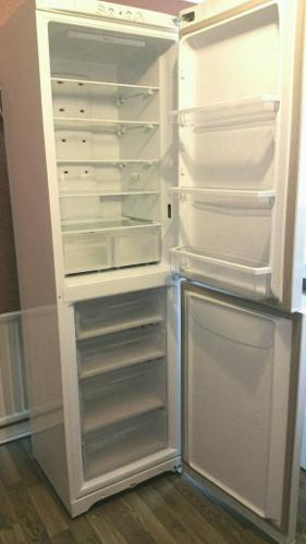 Fridge Freezer. Hotpoint Total Frost Free dual zone