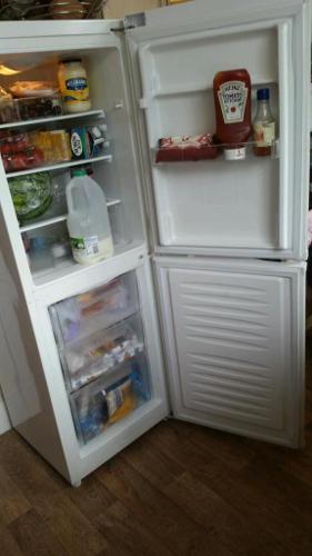 Fridge freezer in wallasey