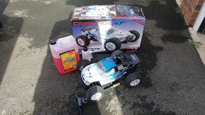 FTX Carnage NT Nitro Truck