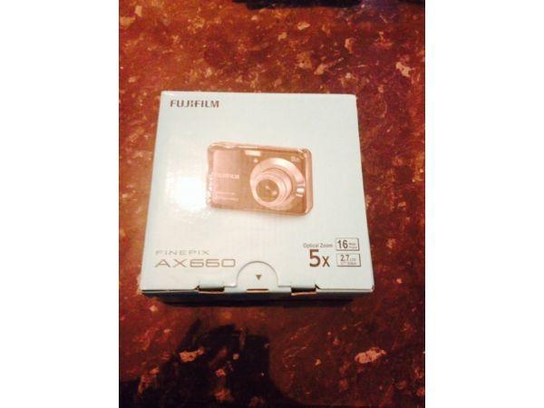 Fujifilm Digital Camera AX660 - 16 mega pixels