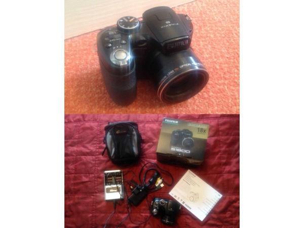 Fujifilm finepix s1800 camera
