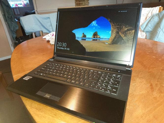 Gaming Laptop 980m Nvidia Graphics. 16GB Ram WORKING