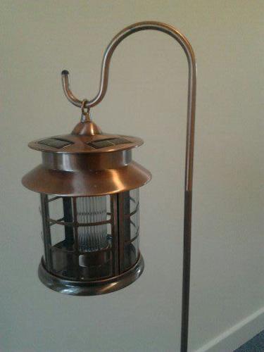 Garden/Conservatory Solar Lantern,Decorative,stores
