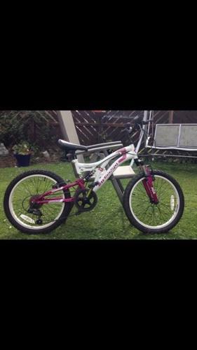 Girls mountain bike muddy fox recoil 20