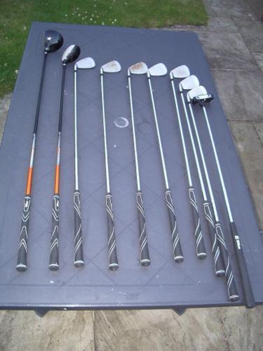 Golf Clubs, Wilson X31, clubs