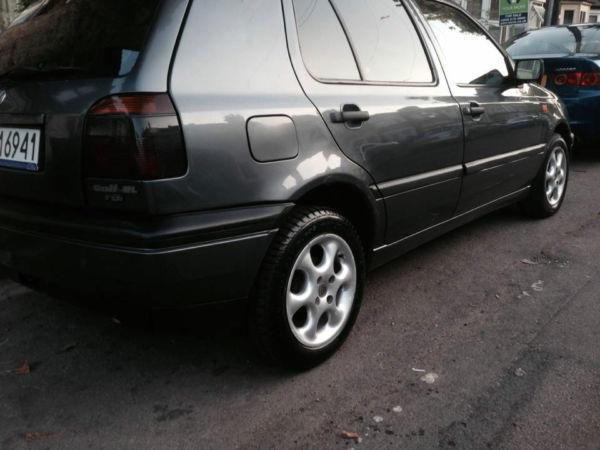 golf mrk3 1.9tdi polish car lhd