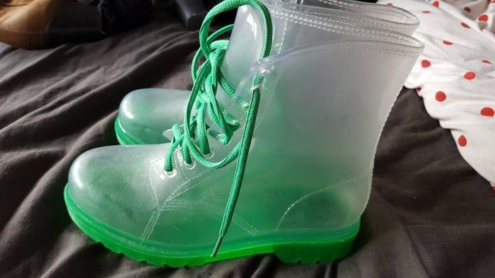 green boots for sale size 6 adult for sale
