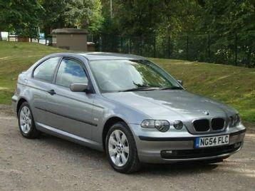 GREY BMW 3 SERIES (2004)