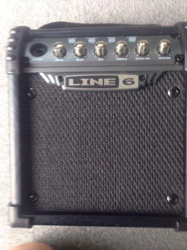 Guitar Amp Line 6 Micro Spider