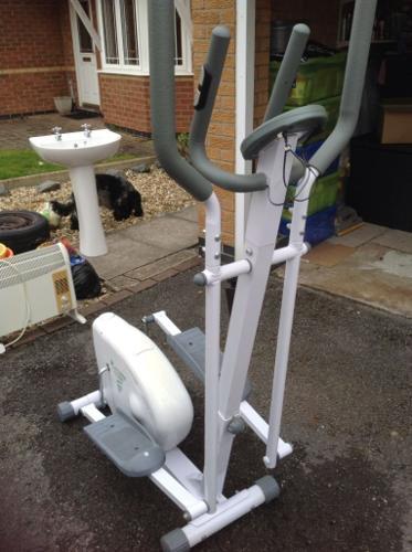 Healthy Living elipse 662 cross trainer