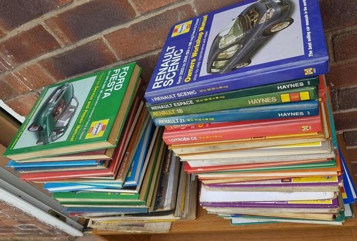 Heynes Automotive Books for sale