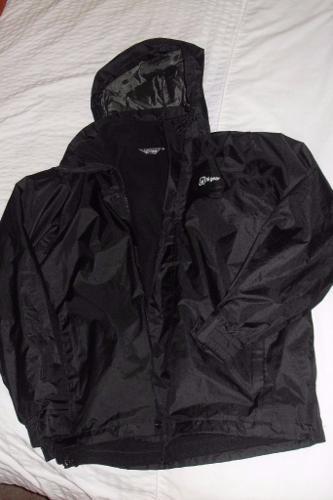 Hi Gear Men's Rain Jacket with detachable Fleece Lining